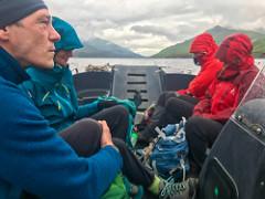 Thrilling Boat Ride